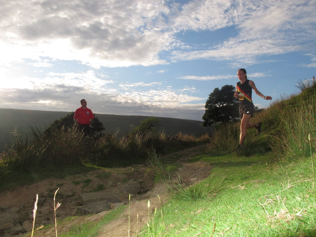 bull hill fell race