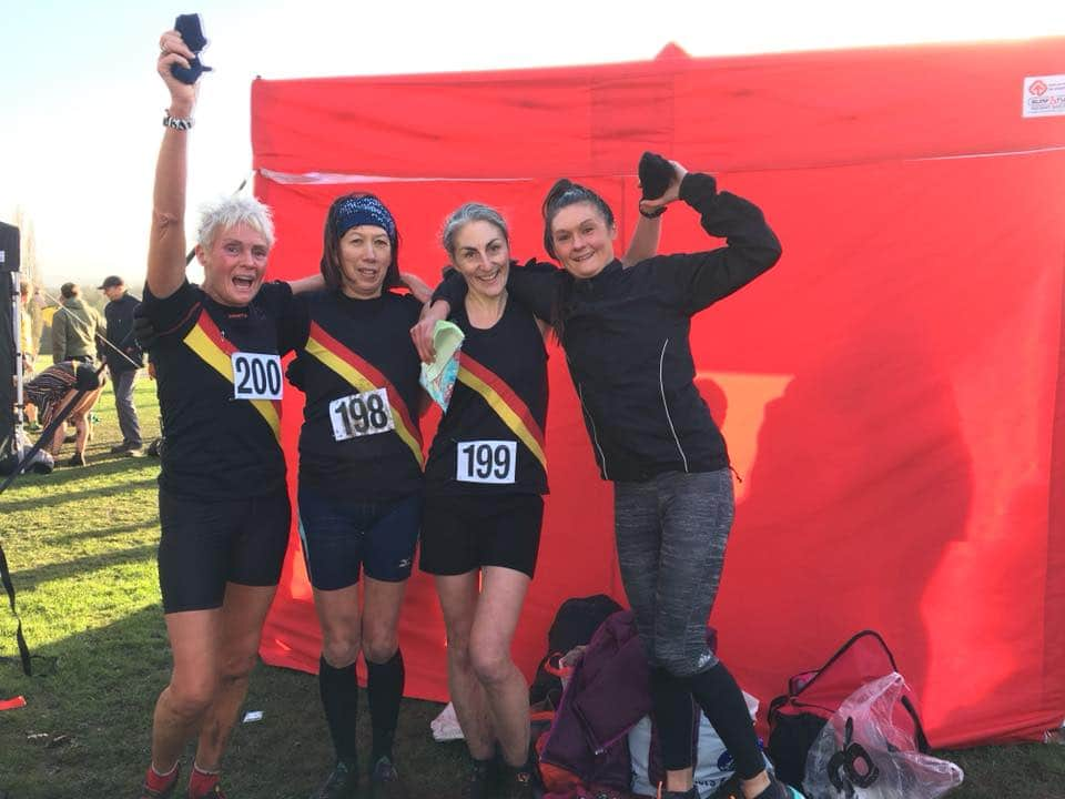 county xc rochdale harriers ladies